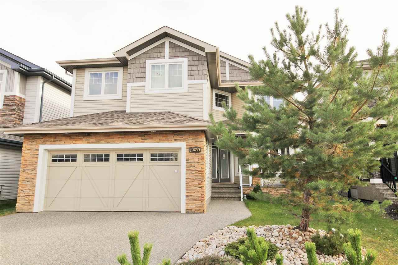 Main Photo: 429 Callaghan Court SW in Edmonton: Zone 55 House for sale : MLS®# E4142605