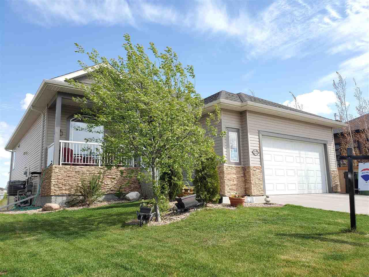 Photo 1: Photos: 72 WALTERS Place: Leduc House for sale : MLS®# E4143569