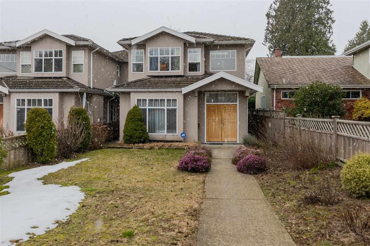 Main Photo: 7091 NELSON Avenue in Burnaby: Metrotown House 1/2 Duplex for sale (Burnaby South)  : MLS®# R2345933