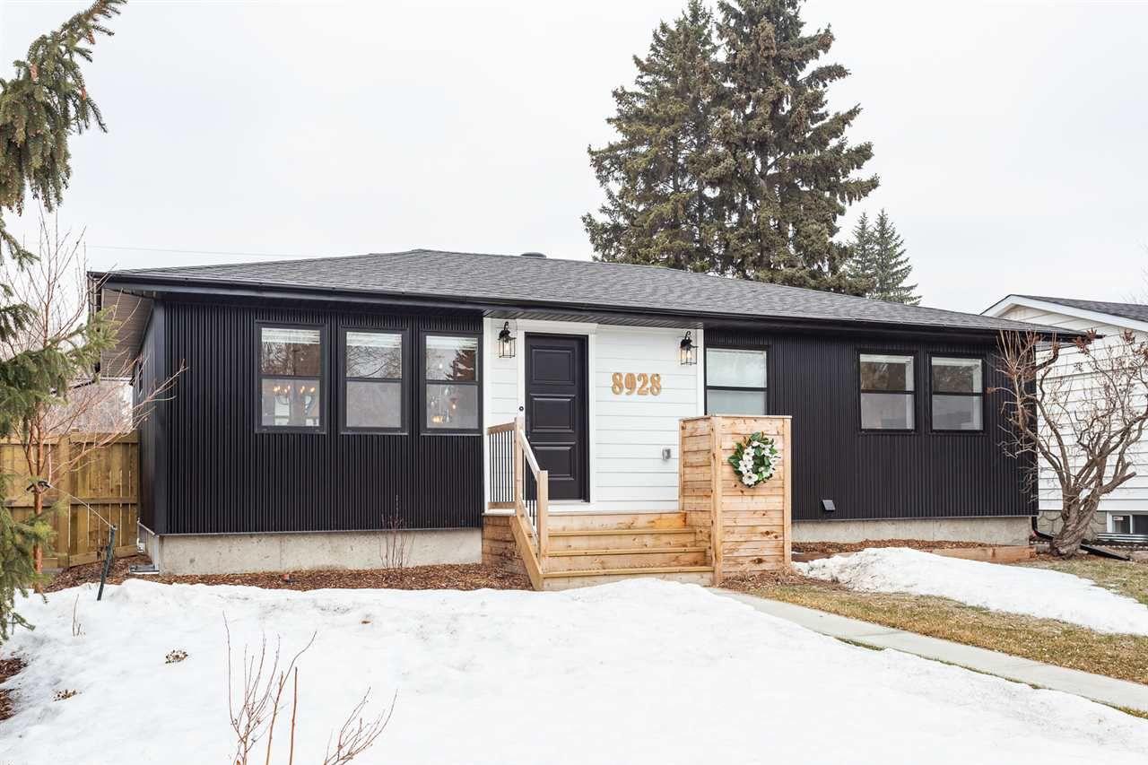 Main Photo: 8928 146 Street in Edmonton: Zone 10 House for sale : MLS®# E4149073