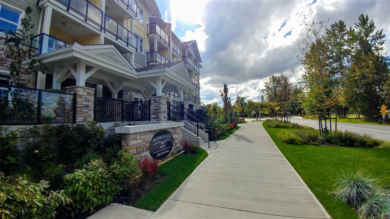 """Main Photo: 321 5020 221A Street in Langley: Murrayville Condo for sale in """"MURRAYVILLE HOUSE"""" : MLS®# R2360576"""