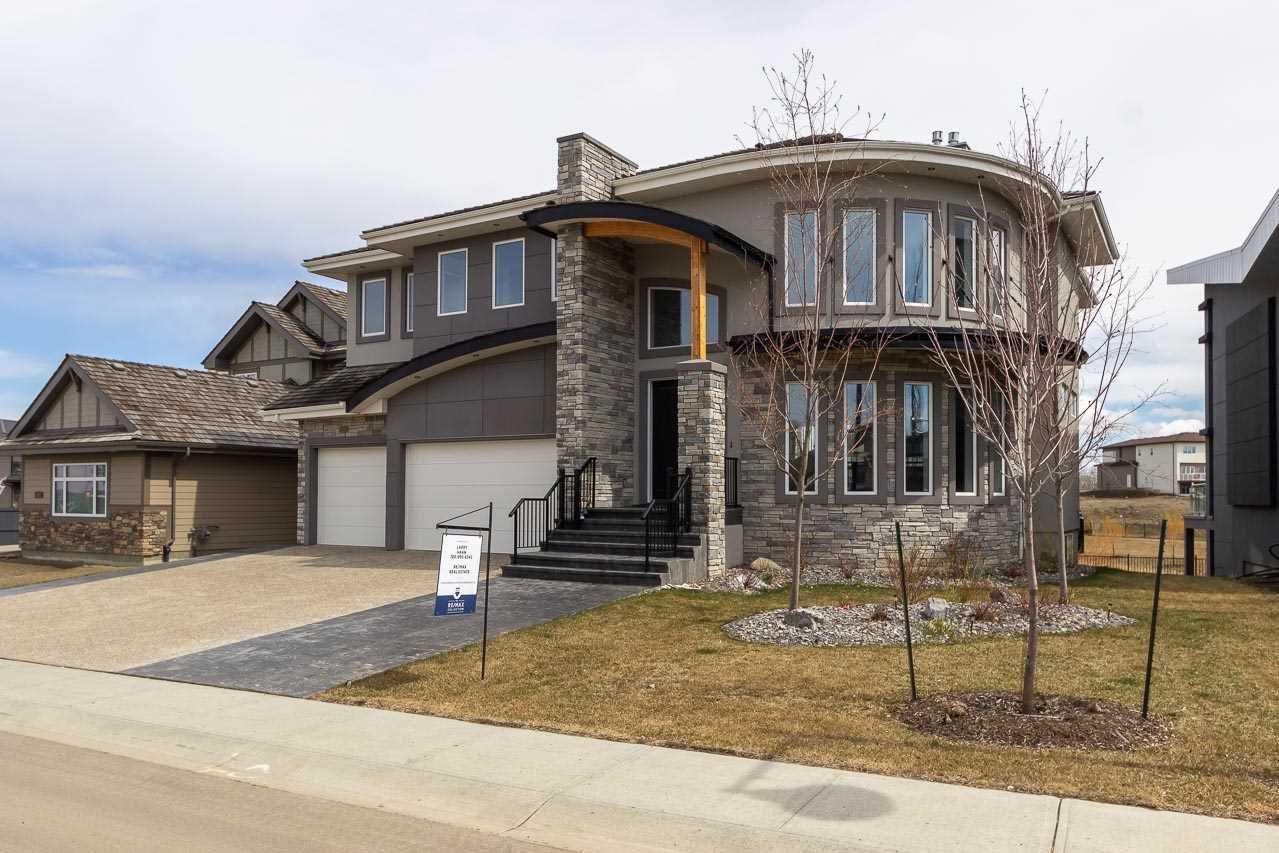 Main Photo: 4831 WOOLSEY Lane in Edmonton: Zone 56 House for sale : MLS®# E4153453