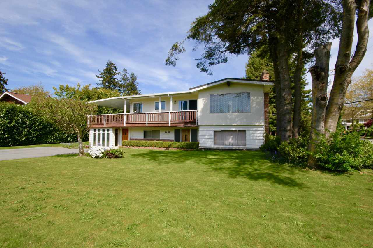 Main Photo: 1230 MALVERN Place in Delta: Cliff Drive House for sale (Tsawwassen)  : MLS®# R2364987