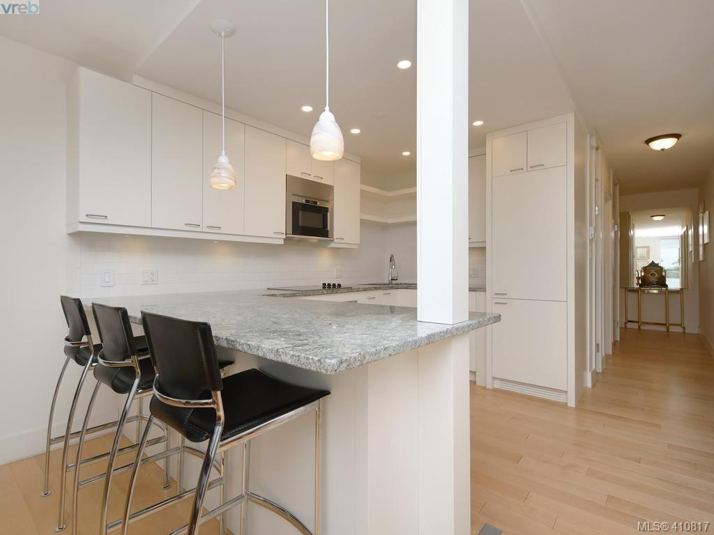 1102 - 250 Douglas Street, Victoria BC V8V 2P4.  Wood Floors, Updated Suite! $599,000.