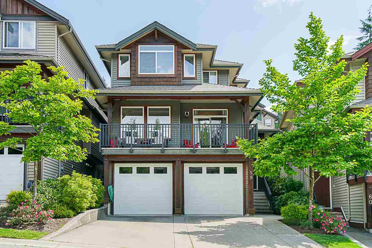 "Main Photo: 59 1701 PARKWAY Boulevard in Coquitlam: Westwood Plateau House for sale in ""Tango"" : MLS®# R2377954"