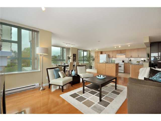 """Main Photo: 304 4380 HALIFAX Street in Burnaby: Brentwood Park Condo for sale in """"Buchanan North"""" (Burnaby North)  : MLS®# V888425"""