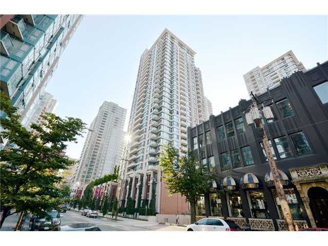 "Main Photo: 3105 928 HOMER Street in Vancouver: Yaletown Condo for sale in ""YALETOWN PARK 1"" (Vancouver West)  : MLS®# V908843"