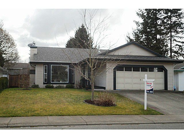 """Main Photo: 32296 SLOCAN Drive in Abbotsford: Abbotsford West House for sale in """"Fairfield Estates"""" : MLS®# F1325591"""