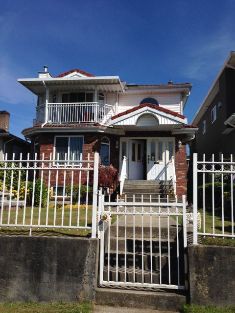Main Photo: 5570 STAMFORD Street in Vancouver: Collingwood VE House for sale (Vancouver East)  : MLS®# V1071502