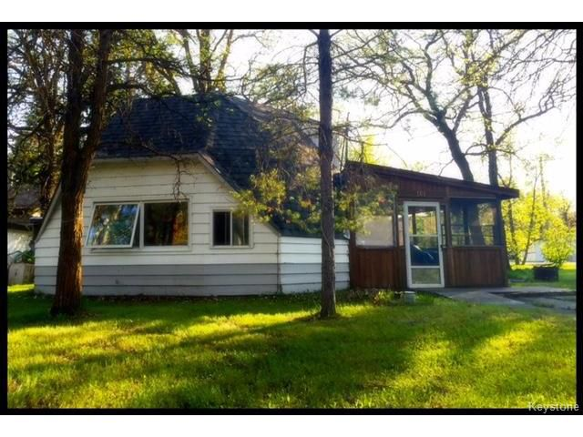 Main Photo: 161 Campbell Avenue West in DAUPHIN: Manitoba Other Residential for sale : MLS®# 1513888