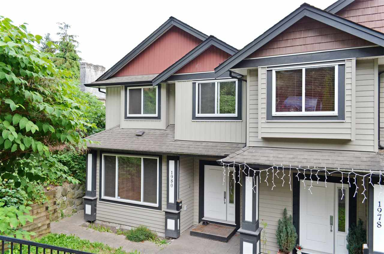 """Main Photo: 1980 CAPE HORN Avenue in Coquitlam: Cape Horn House 1/2 Duplex for sale in """"CAPE HORN"""" : MLS®# R2004251"""