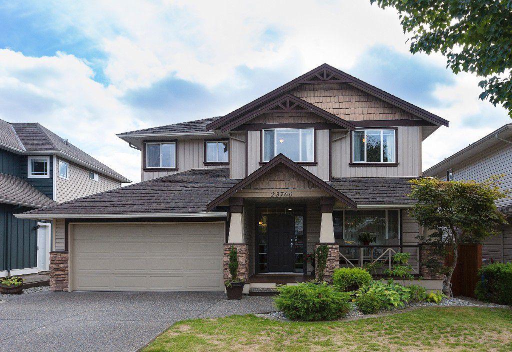 Main Photo: 23766 110B Avenue in Maple Ridge: Cottonwood MR House for sale : MLS®# R2025983