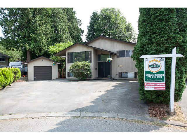Main Photo: 4840 206TH STREET in : Langley City House for sale : MLS®# F1446521