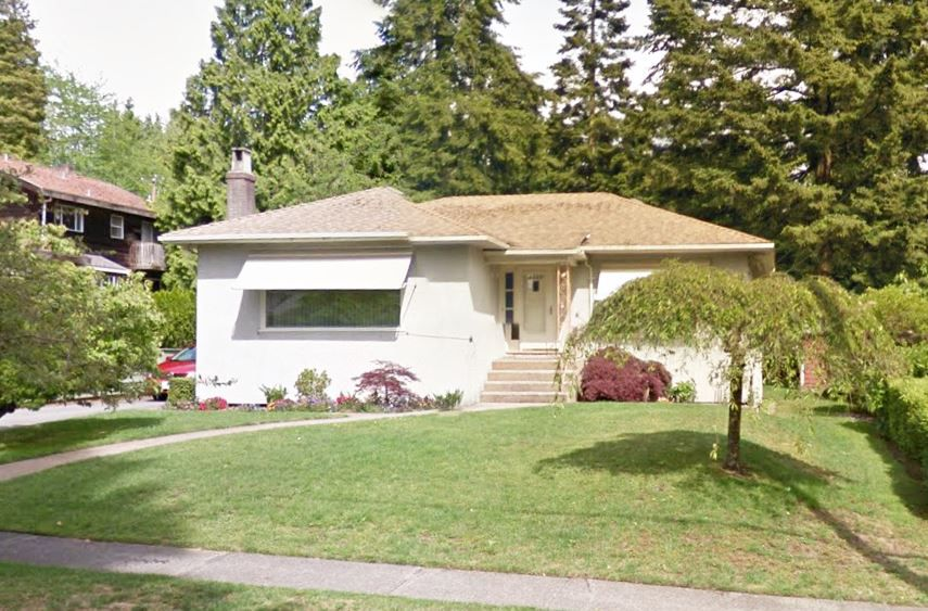 Main Photo: 5550 BALACLAVA Street in Vancouver: Kerrisdale House for sale (Vancouver West)  : MLS®# R2284802