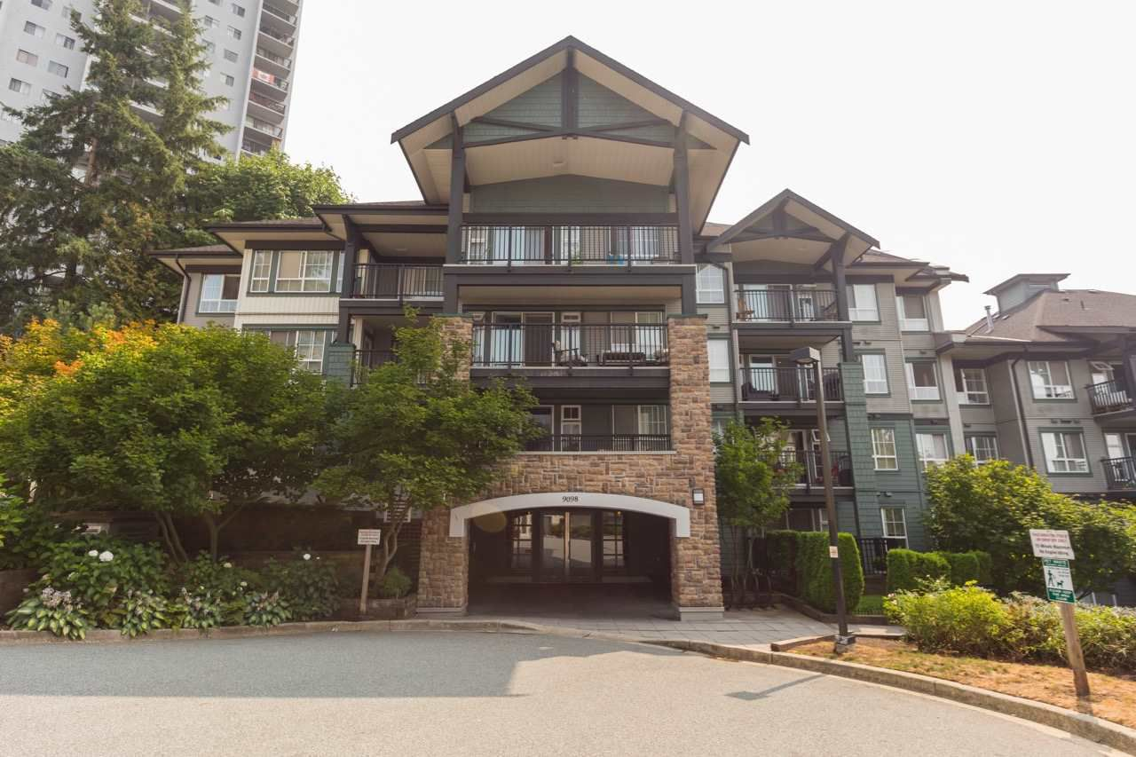 """Main Photo: 419 9098 HALSTON Court in Burnaby: Government Road Condo for sale in """"Sandlewood II"""" (Burnaby North)  : MLS®# R2298681"""