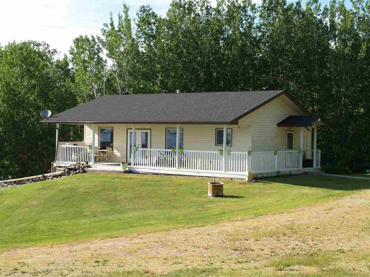 Main Photo: 60312 RR 164: Rural Smoky Lake County House for sale : MLS®# E4150497