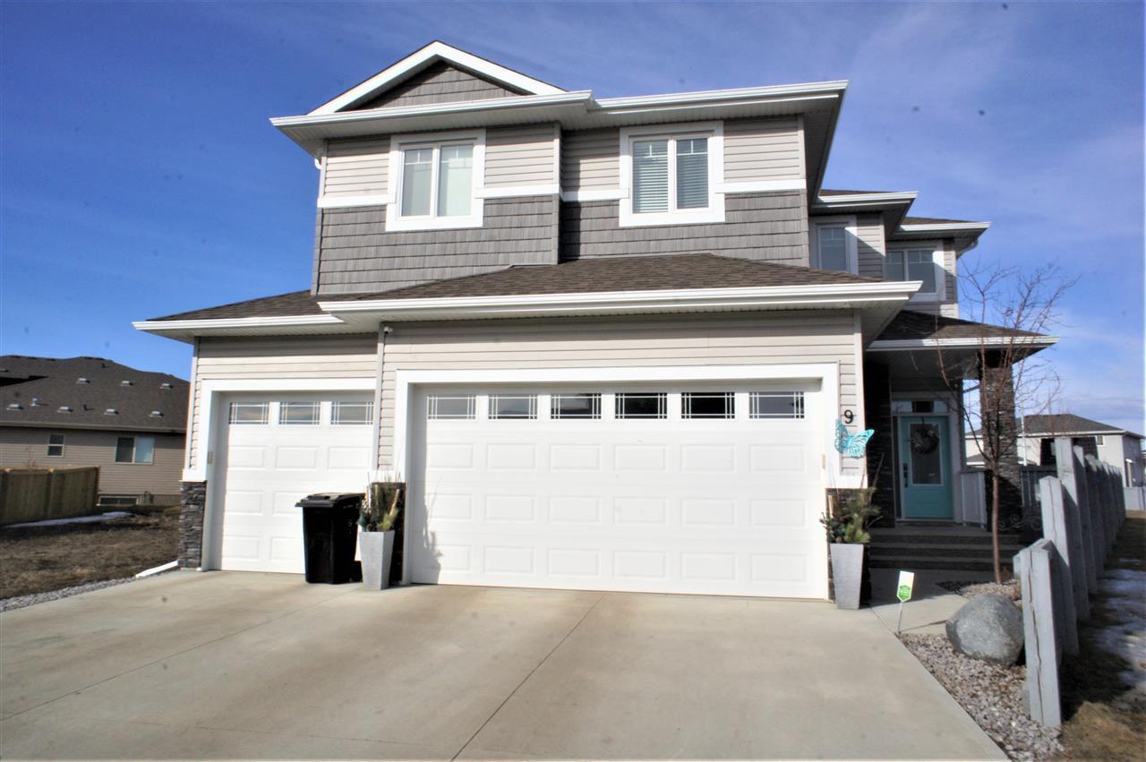 Main Photo: 9 MONARCH Close: Fort Saskatchewan House for sale : MLS®# E4150877