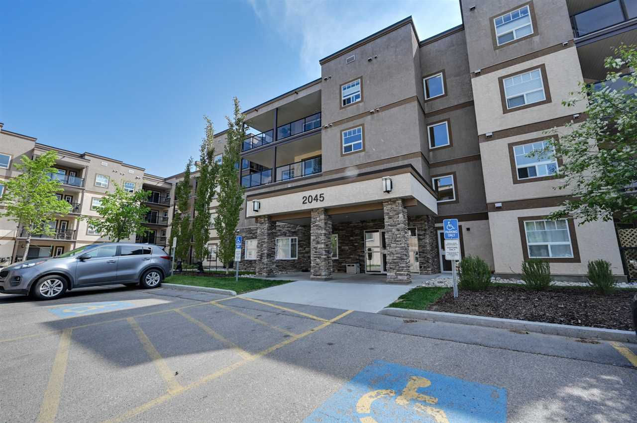 Main Photo: 208 2045 GRANTHAM Court in Edmonton: Zone 58 Condo for sale : MLS®# E4158927