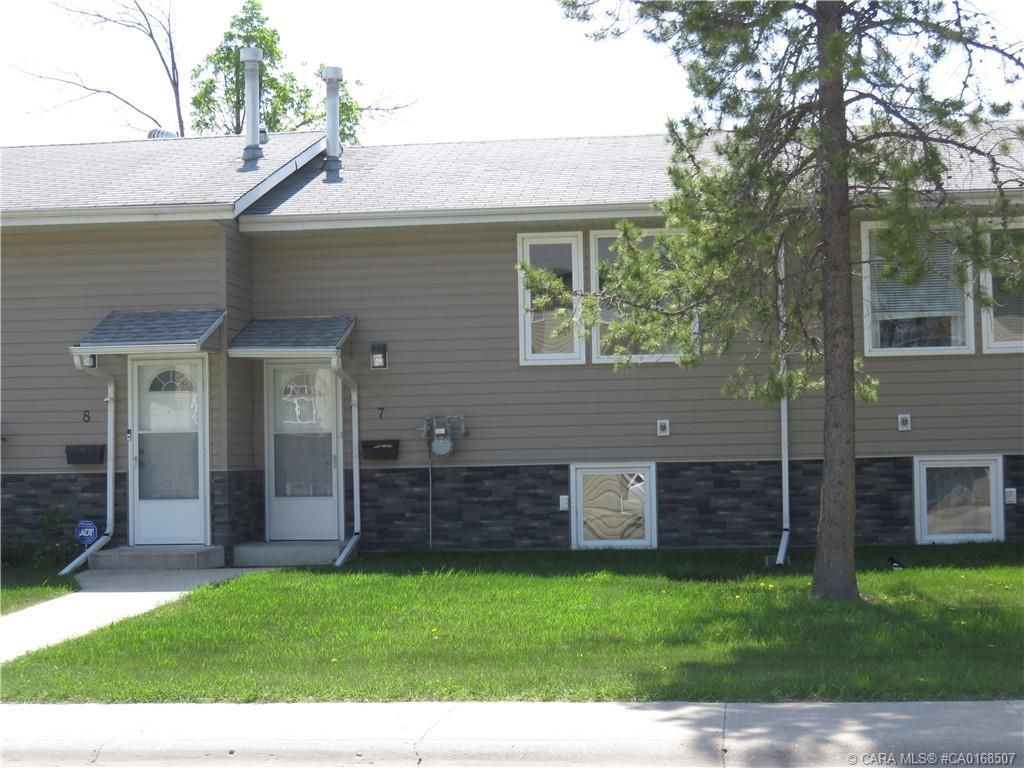 Main Photo: 7 5943 60A Street in Red Deer: RR Riverside Meadows Residential Condo for sale : MLS®# CA0168507