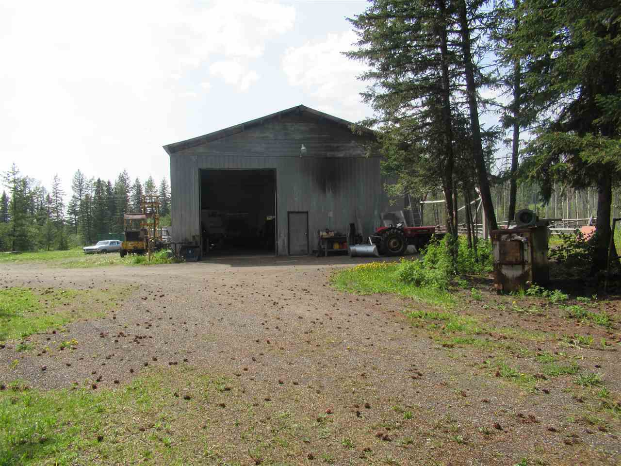 Main Photo: 1224 DESAUTEL Road in Williams Lake: Williams Lake - Rural East Manufactured Home for sale (Williams Lake (Zone 27))  : MLS®# R2376873