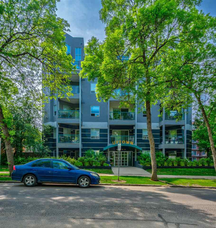 Main Photo: 402 10046 110 Street in Edmonton: Zone 12 Condo for sale : MLS®# E4160344