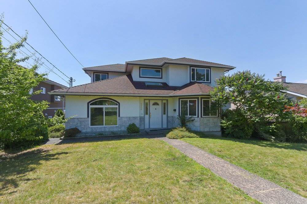Main Photo: 5330 MCKEE Street in Burnaby: South Slope House for sale (Burnaby South)  : MLS®# R2383695