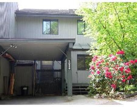 Main Photo: 2028 DEEP COVE CR: House for sale (Canada)  : MLS®# V589522