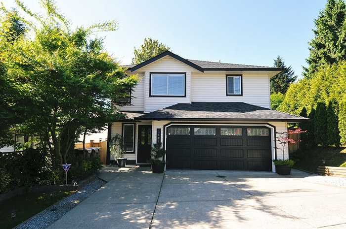 "Main Photo: 1483 COLUMBIA Street in Port Coquitlam: Mary Hill House for sale in ""Mary Hill"" : MLS®# V1128484"