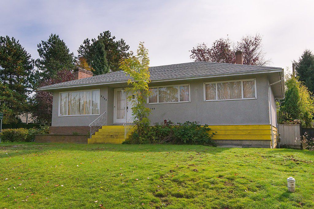 Main Photo: 2360 W KING EDWARD Avenue in Vancouver: Quilchena House for sale (Vancouver West)  : MLS®# R2008967