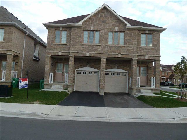 Main Photo: 846 Francine Crest in Mississauga: East Credit House (2-Storey) for sale : MLS®# W3500487