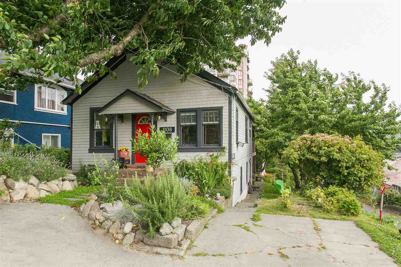 Main Photo: 1108 THIRD Avenue in New Westminster: Uptown NW House for sale : MLS®# R2092727