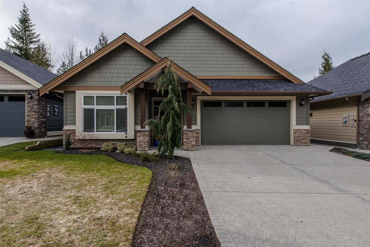 """Main Photo: 3 45348 MAGDALENA Place: Cultus Lake House for sale in """"RIVERSTONE ESTATES"""" : MLS®# R2163353"""