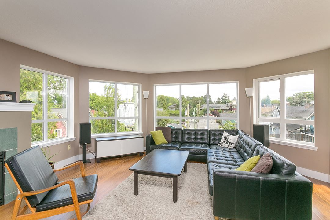 """Main Photo: 317 1707 CHARLES Street in Vancouver: Grandview VE Condo for sale in """"CITY LIGHTS"""" (Vancouver East)  : MLS®# R2181738"""