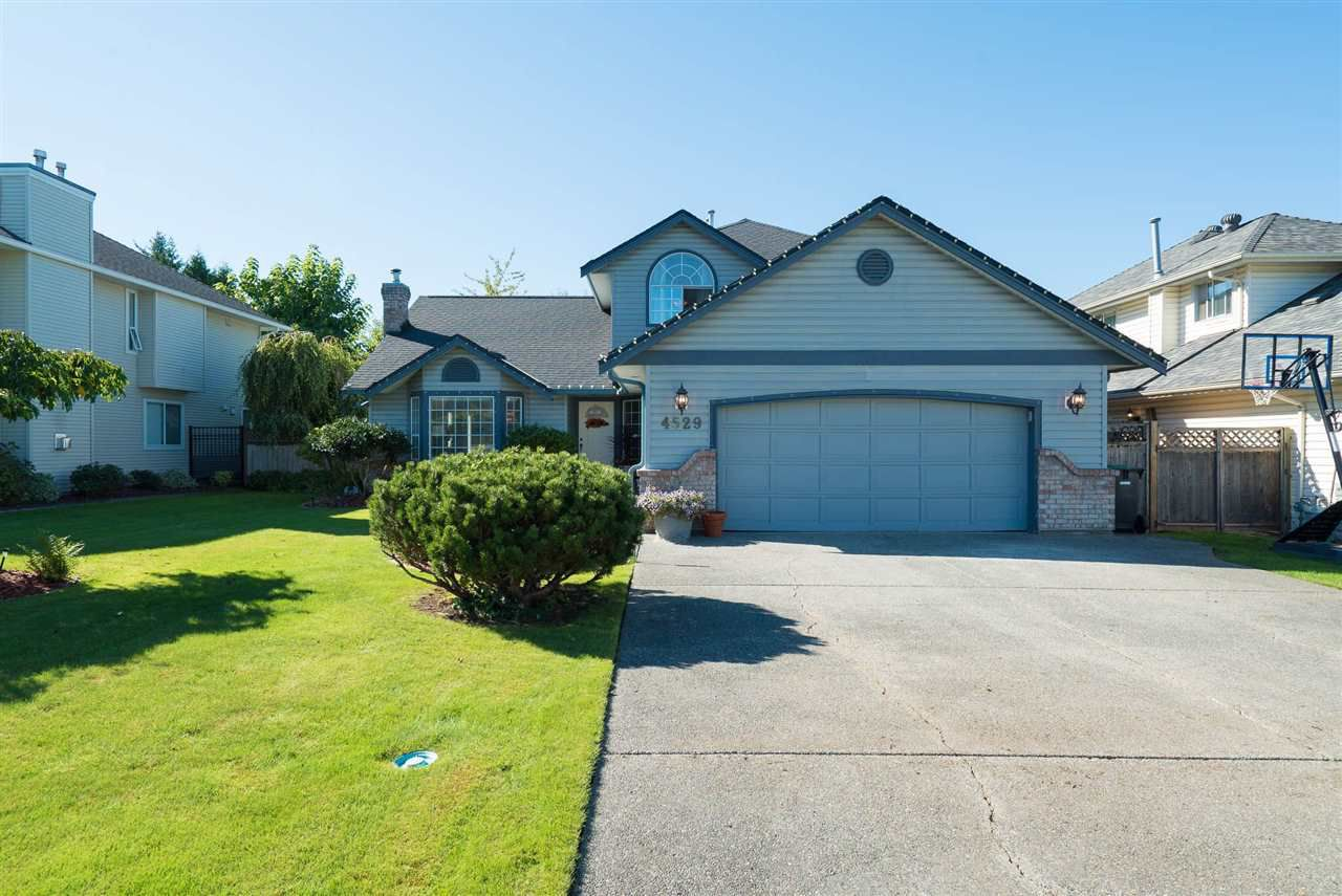 Main Photo: 4529 217A Street in Langley: Murrayville House for sale : MLS®# R2210251