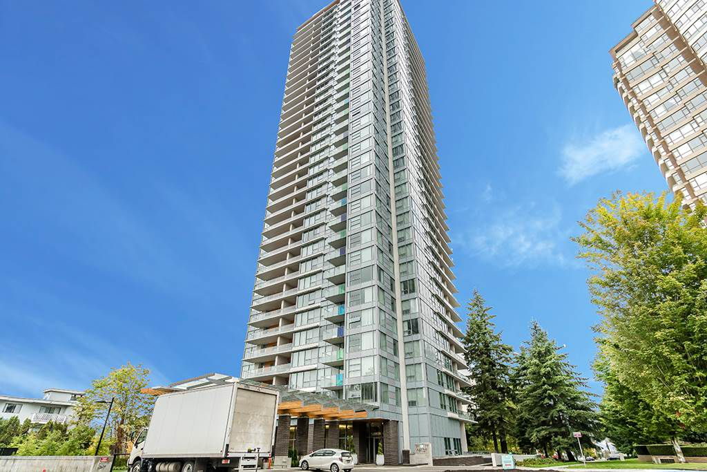 "Main Photo: 2906 5883 BARKER Avenue in Burnaby: Metrotown Condo for sale in ""ALDYNE ON THE PARK"" (Burnaby South)  : MLS®# R2214724"