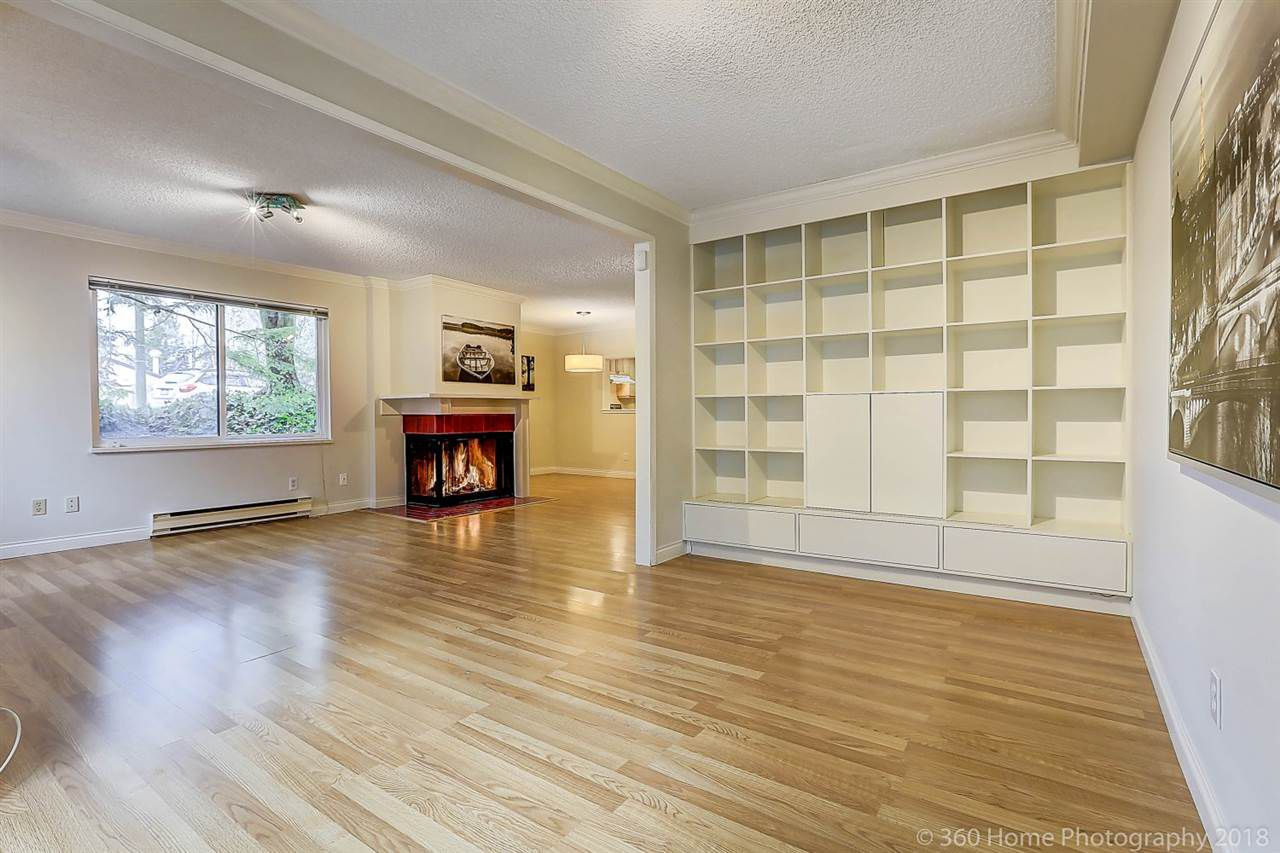 """Main Photo: 3402 COPELAND Avenue in Vancouver: Champlain Heights Townhouse for sale in """"COPELAND"""" (Vancouver East)  : MLS®# R2242986"""
