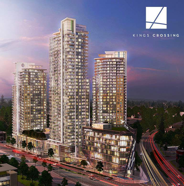 "Main Photo: 1605 7388 KINGSWAY in Burnaby: Edmonds BE Condo for sale in ""KINGSCROSSING 1"" (Burnaby East)  : MLS®# R2246812"