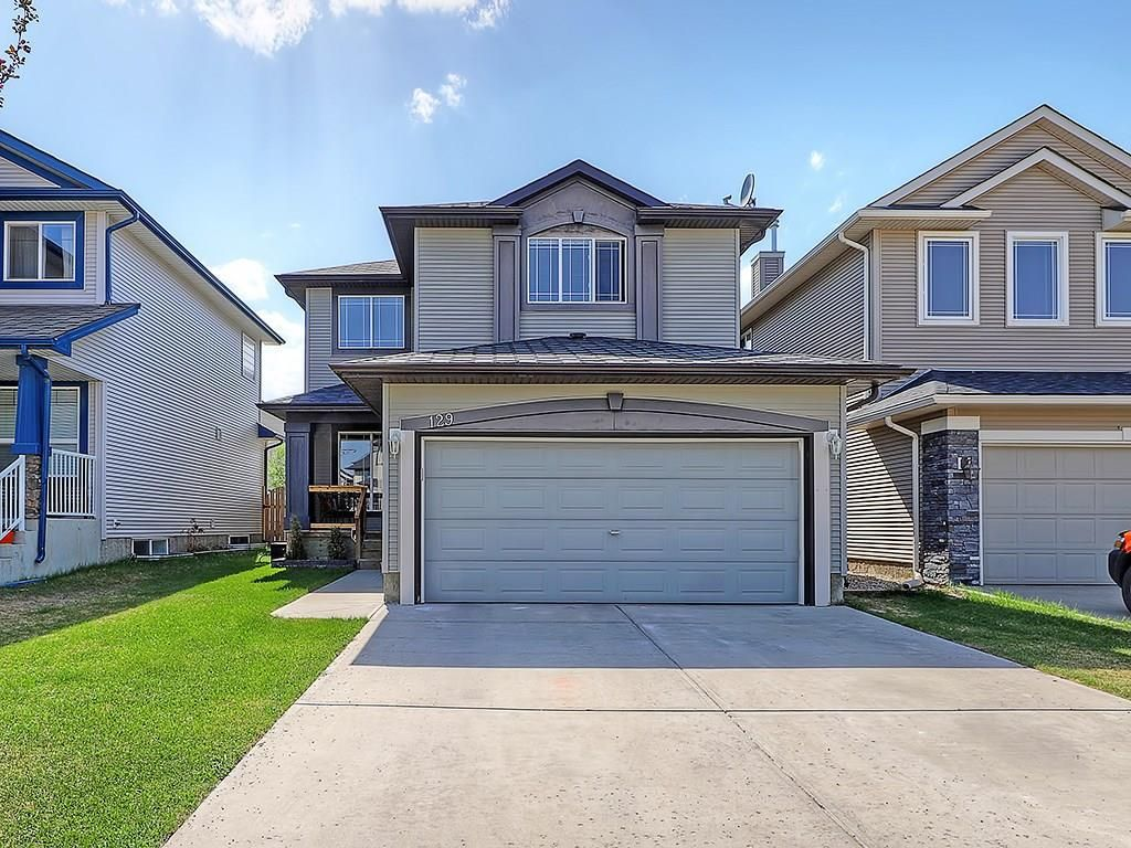Main Photo: 129 EVANSCOVE Circle NW in Calgary: Evanston House for sale : MLS®# C4185596