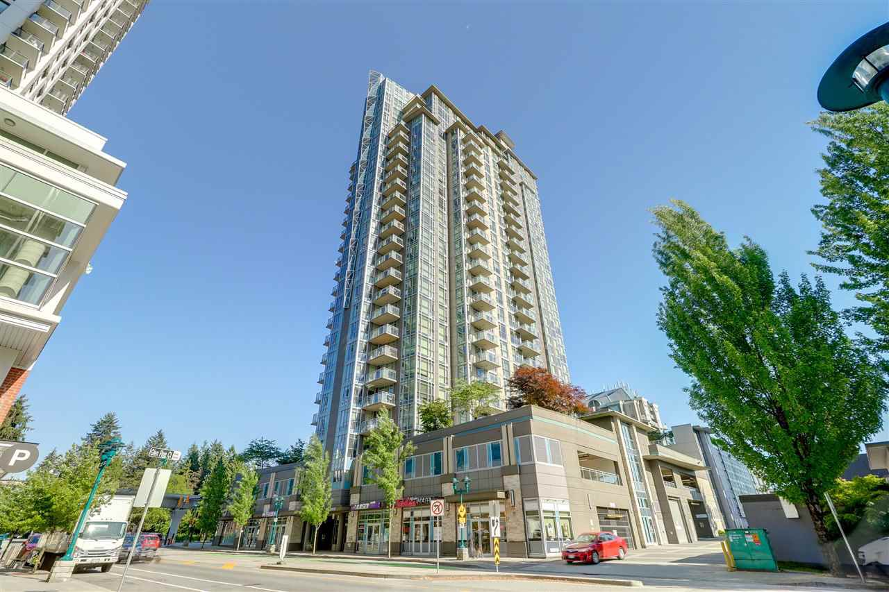 """Main Photo: 1008 3008 GLEN Drive in Coquitlam: North Coquitlam Condo for sale in """"M Two"""" : MLS®# R2272155"""