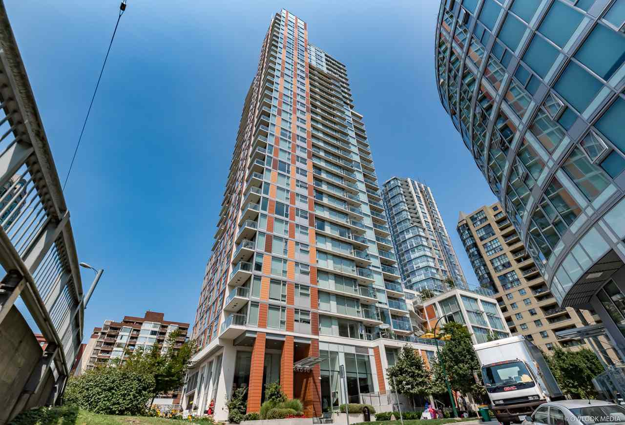 """Main Photo: 901 1351 CONTINENTAL Street in Vancouver: Downtown VW Condo for sale in """"MADDOX"""" (Vancouver West)  : MLS®# R2297254"""