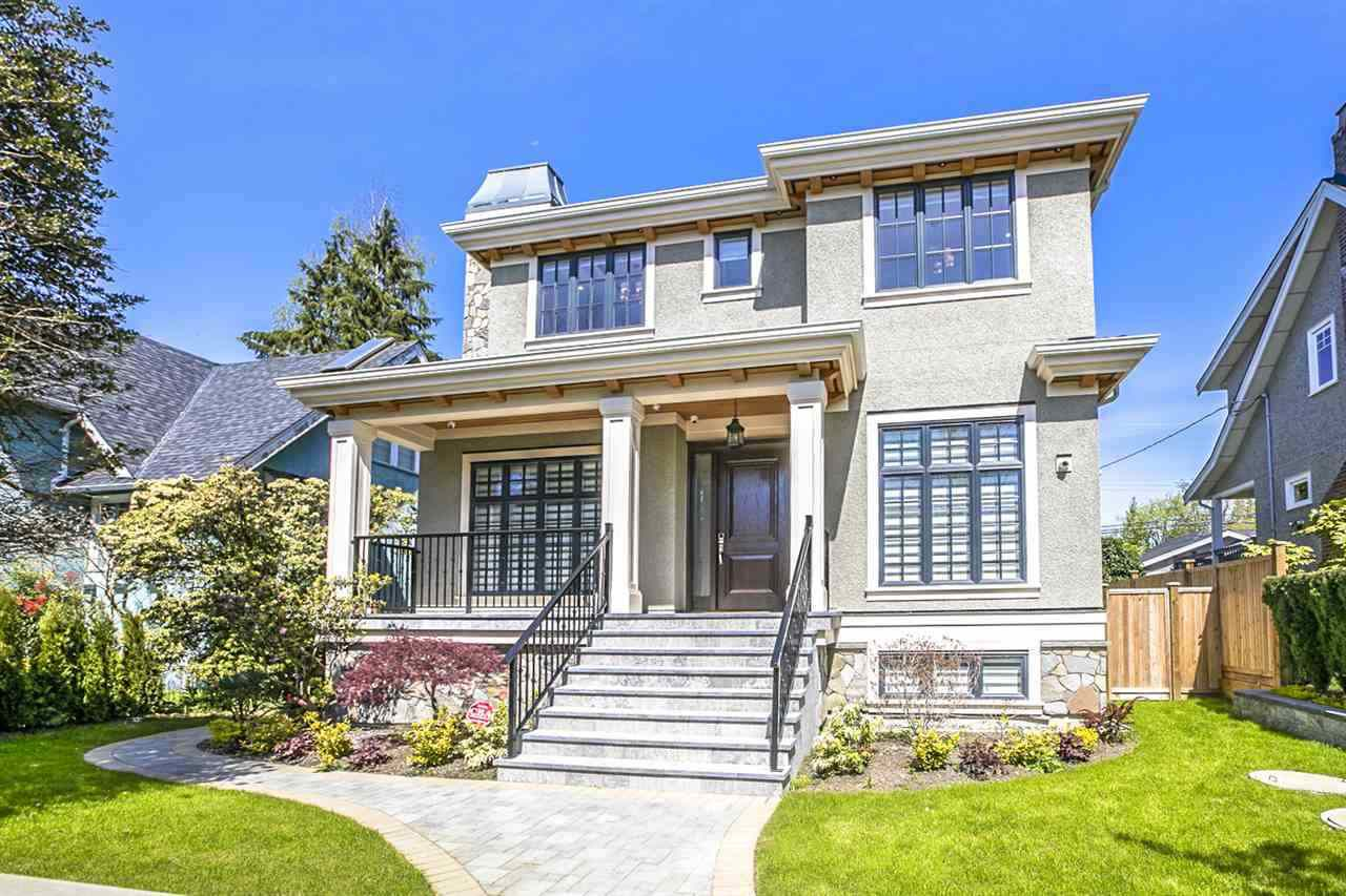 Main Photo: 3937 W 31ST Avenue in Vancouver: Dunbar House for sale (Vancouver West)  : MLS®# R2299195