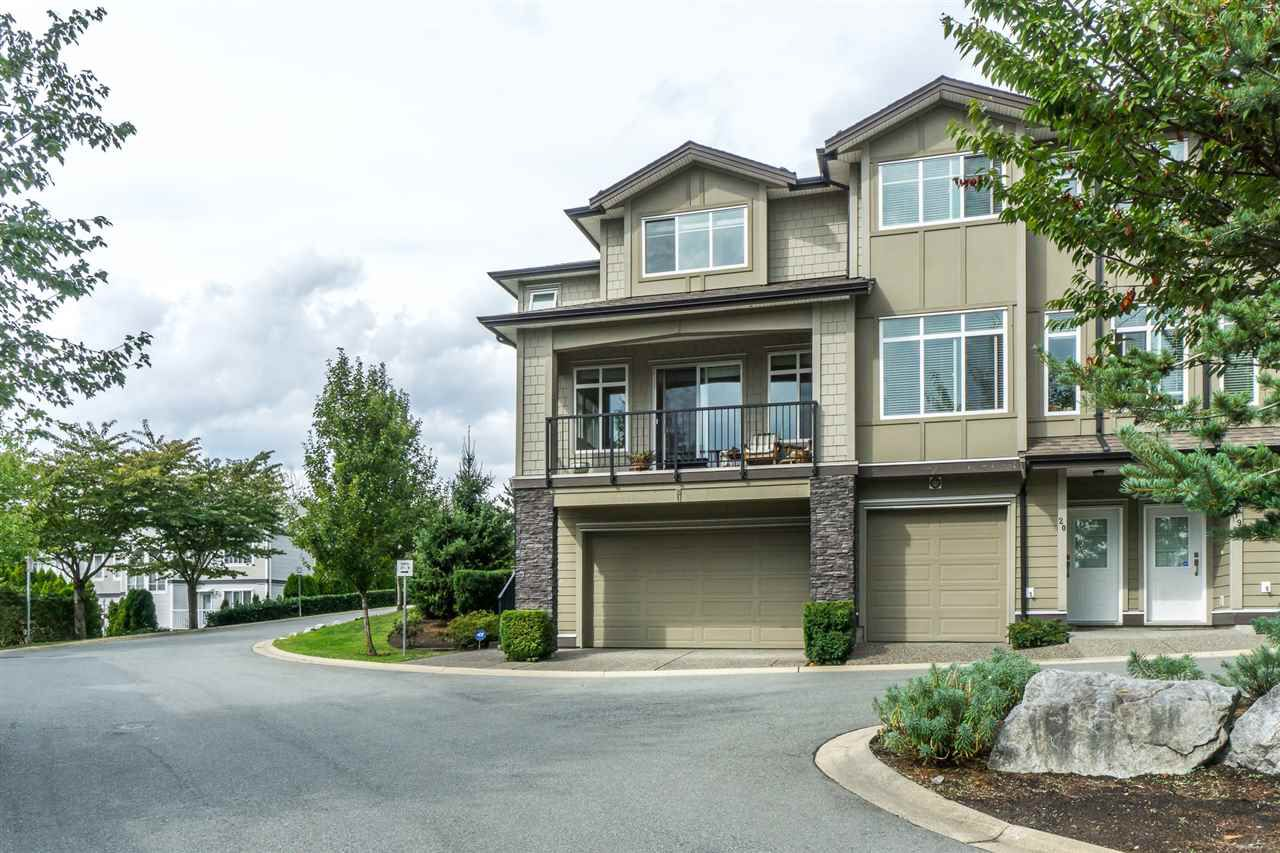 Main Photo: 21 22865 TELOSKY Avenue in Maple Ridge: East Central Townhouse for sale : MLS®# R2305476