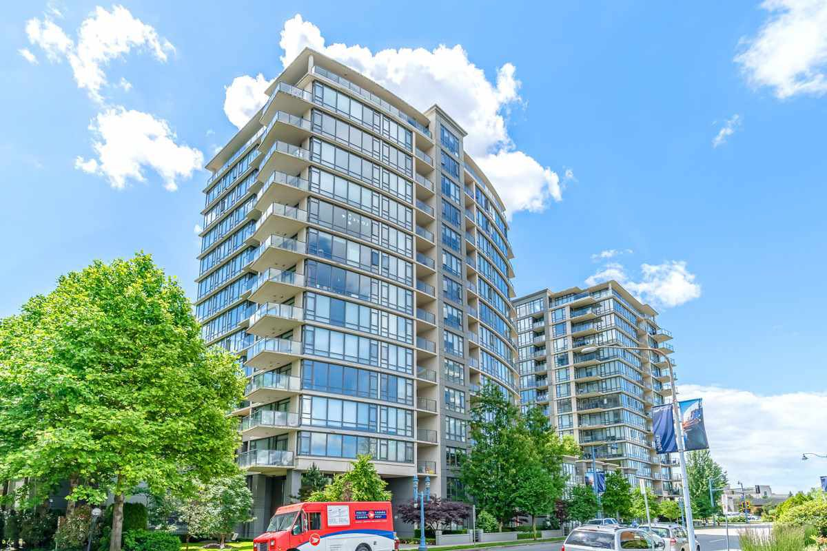 Main Photo: 1705 7362 ELMBRIDGE Way in Richmond: Brighouse Condo for sale : MLS®# R2318339