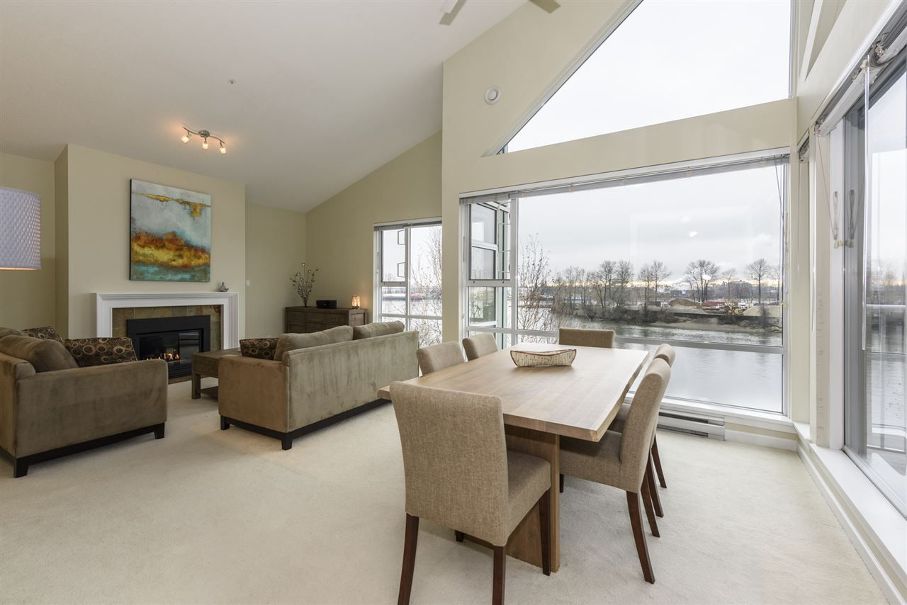 """Main Photo: 406 1920 E KENT AVENUE SOUTH Avenue in Vancouver: Fraserview VE Condo for sale in """"Harbour House"""" (Vancouver East)  : MLS®# R2336658"""