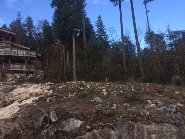 "Main Photo: Lot 104 JOHNSTON HEIGHTS Drive in Pender Harbour: Pender Harbour Egmont Home for sale in ""Daniel Point"" (Sunshine Coast)  : MLS®# R2339002"