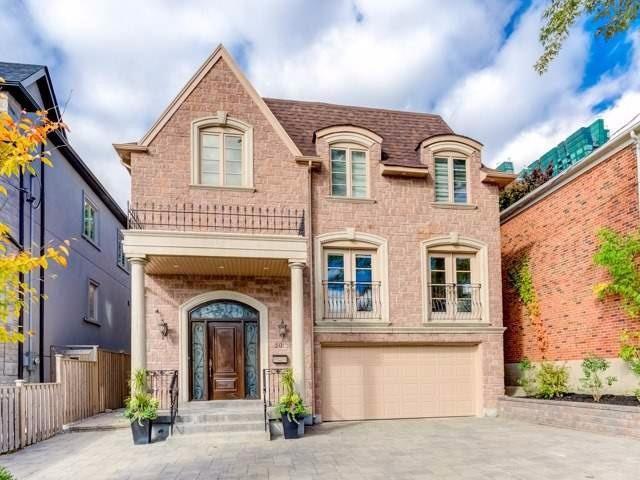 Main Photo: 50 Florence Avenue in Toronto: Lansing-Westgate House (2-Storey) for lease (Toronto C07)  : MLS®# C4430863
