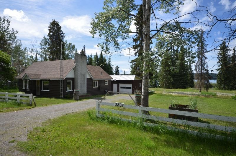 "Main Photo: 3808 BRANCH Drive in 150 Mile House: Williams Lake - Rural East House for sale in ""Rose Lake"" (Williams Lake (Zone 27))  : MLS®# R2367929"