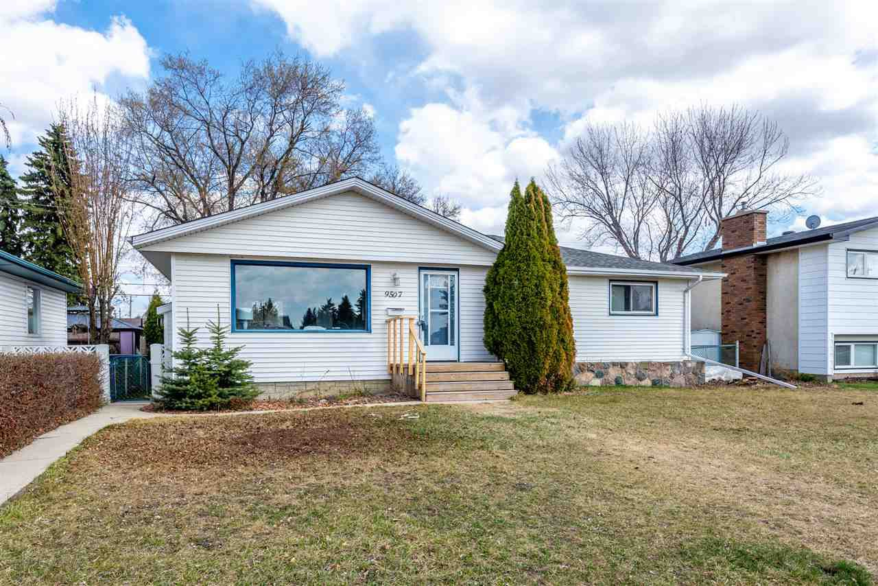 Main Photo: 9507 57 Street in Edmonton: Zone 18 House for sale : MLS®# E4158877