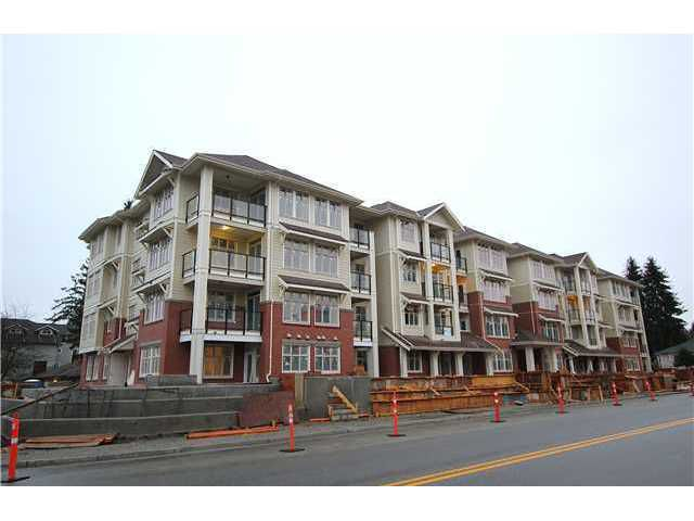 Main Photo: 414 2330 SHAUGHNESSY Street in Port Coquitlam: Central Pt Coquitlam Condo for sale : MLS®# V938421