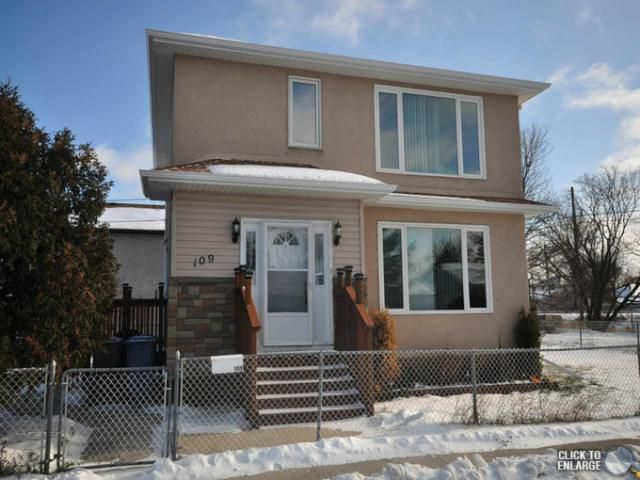 Photo 1: Photos: 109 Foster Street in WINNIPEG: East Kildonan Single Family Detached for sale (North East Winnipeg)  : MLS®# 1223404